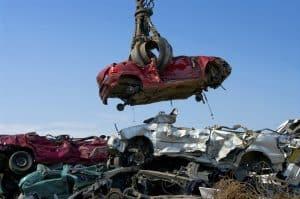 Foto dell'intervento di Rottamazione auto roma